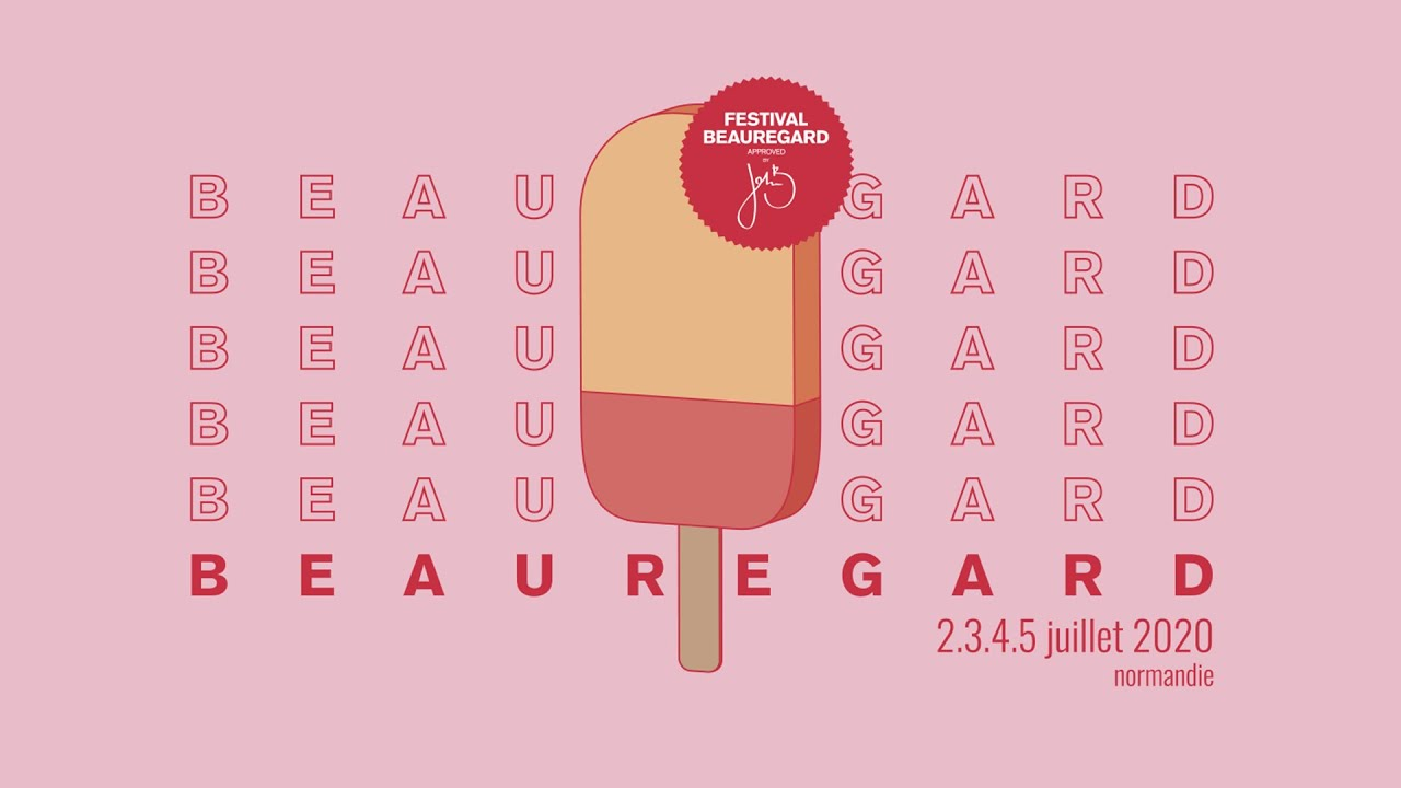 Beauregard 2020 - programmation