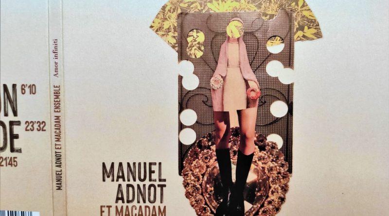 Manuel Adnot Amor infiniti pochette