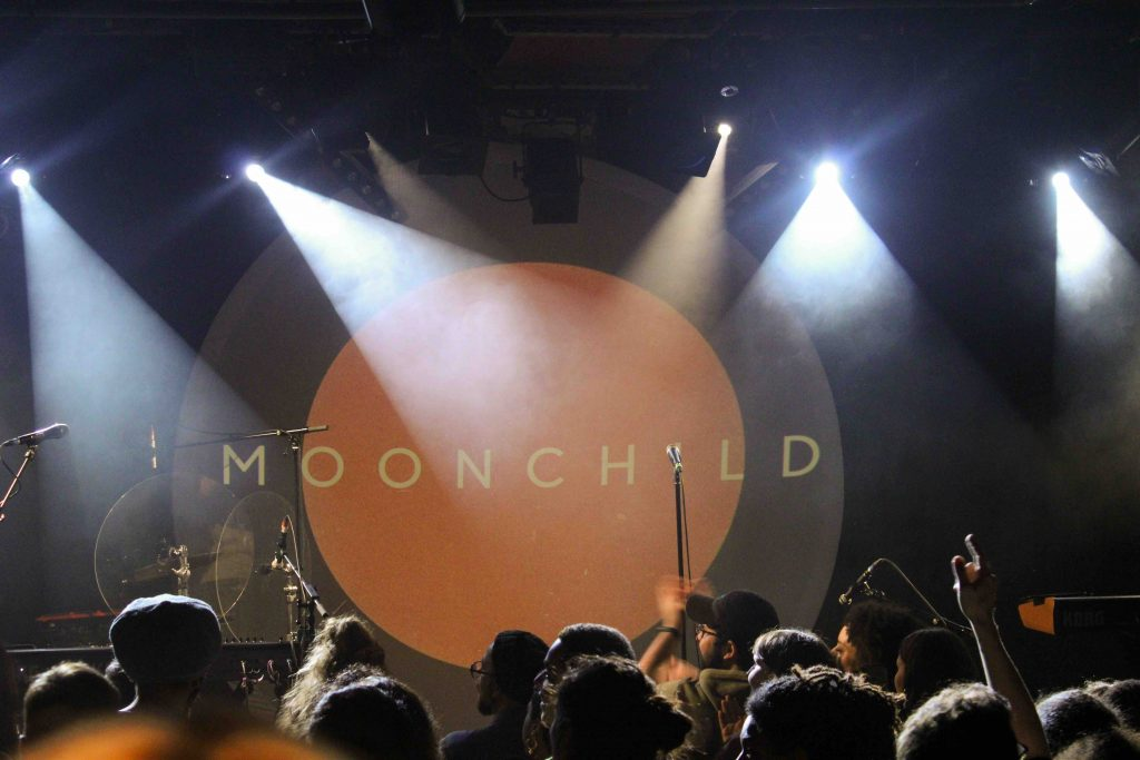 Concert Moonchild Little Ghost Maroquinerie