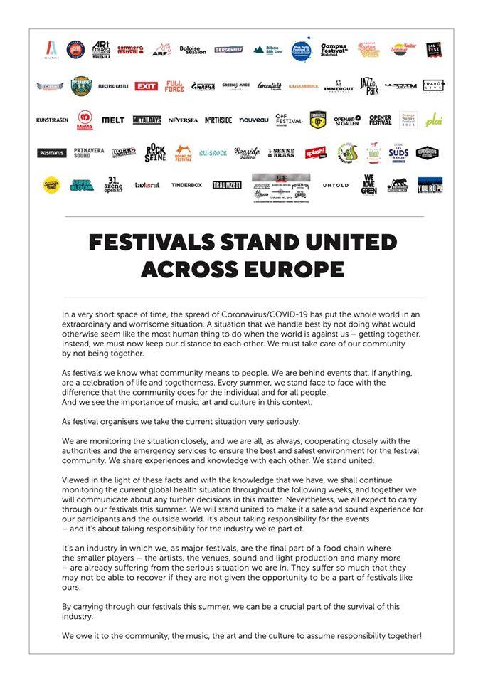 FestivalStandUnited 2020