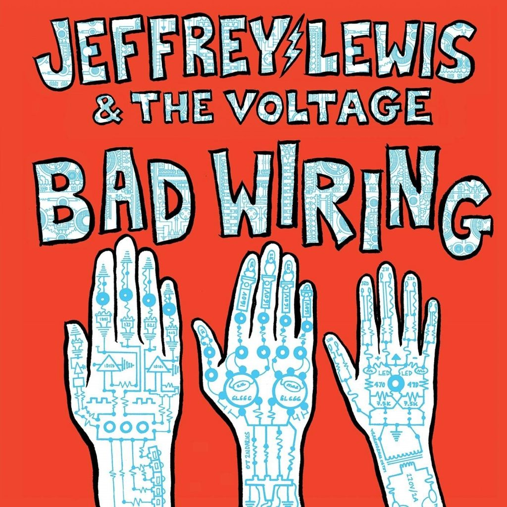 Jeffrey-Lewis-The-Voltage-Bad-Wiring-Album-1