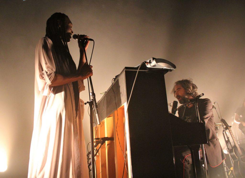 Kyla Charter et Patrick Watson Nantes photo benoit pour weirdsound