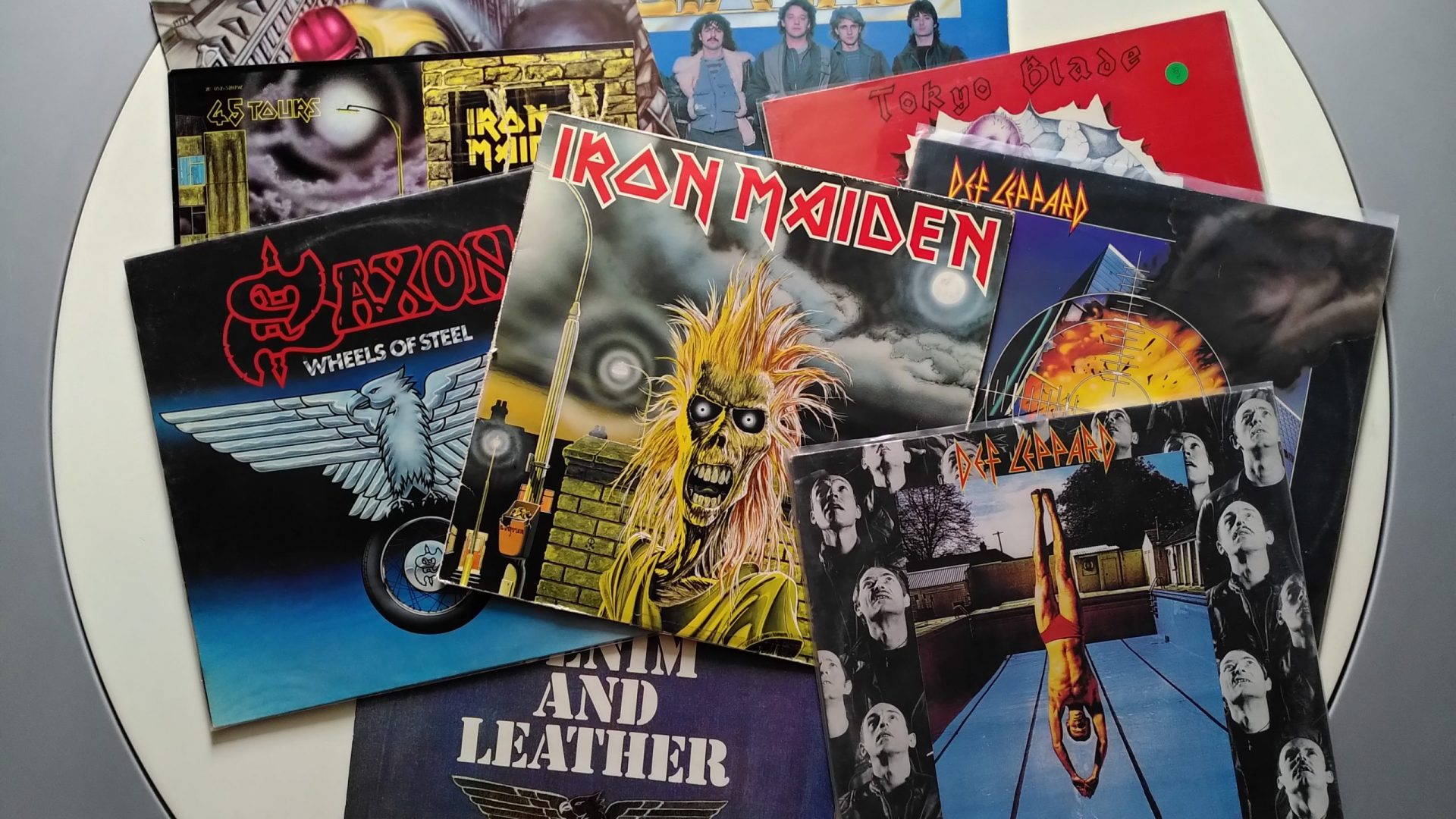 NWOBHM covers
