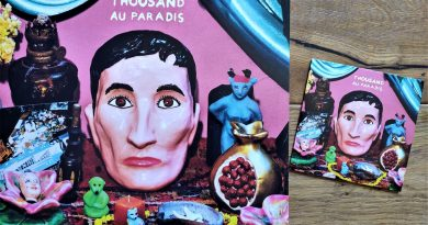 Thousand Au Paradis vinyle et cd juin 2020