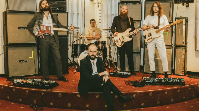 IDLES - Credit photo Tom Ham