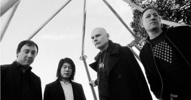 Smashing Pumpkins - clips de la semaine
