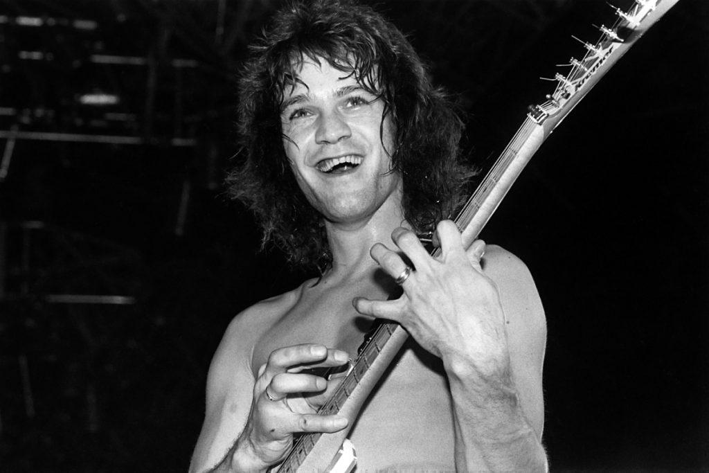 Eddie Van Halen par Ebet Roberts