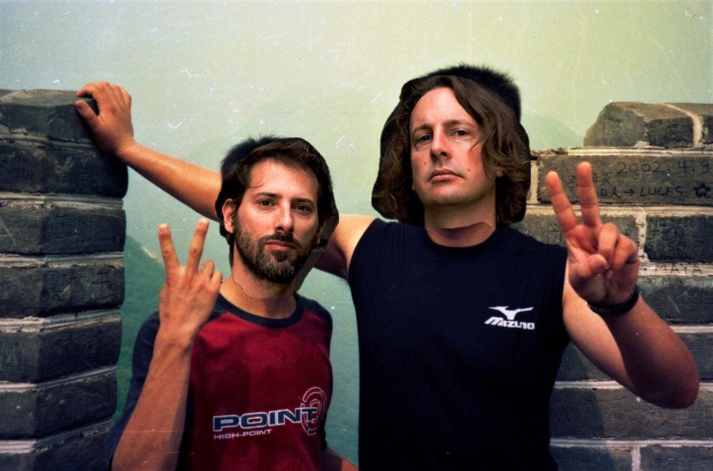 Julien Cortes et Jim Paillard le duo de Fast Friends