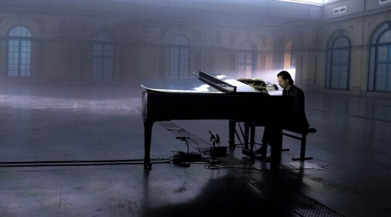 Nick Cave Alexandra Palace photo Joel Ryan