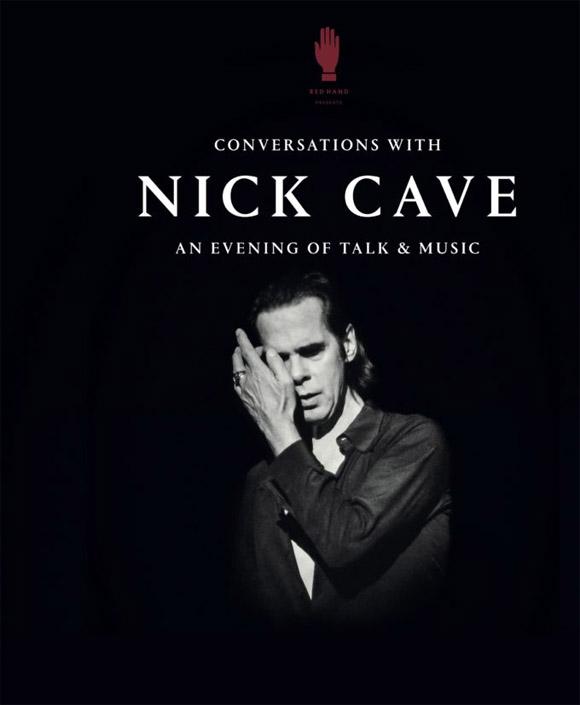 nick cave affiche de 2019