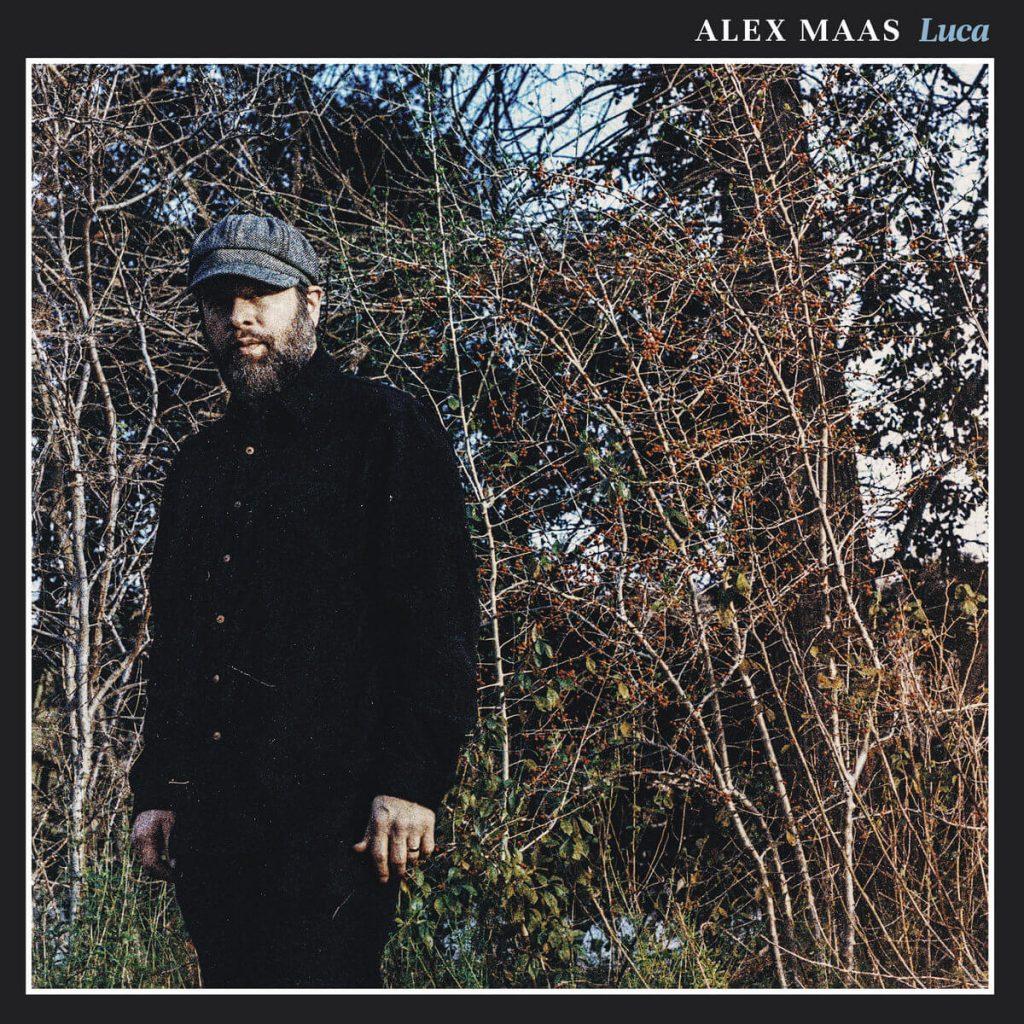 Album Luca d'Alex Maas (Décembre 2020)