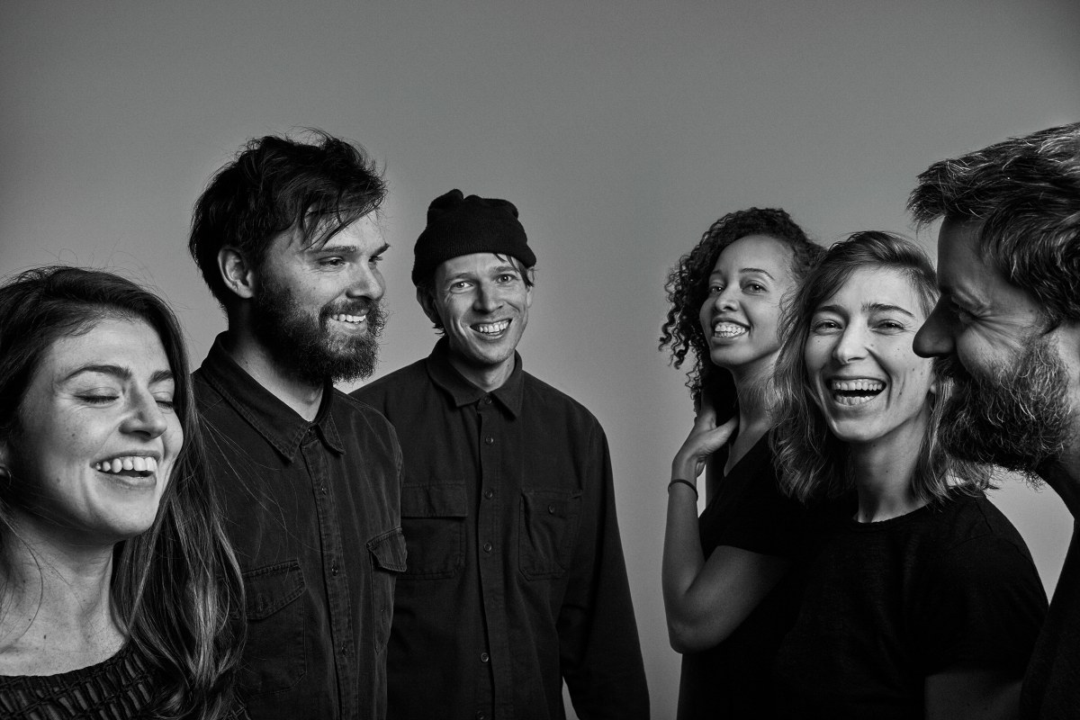 Dirty Projectors par Jason Frank Rothenberg