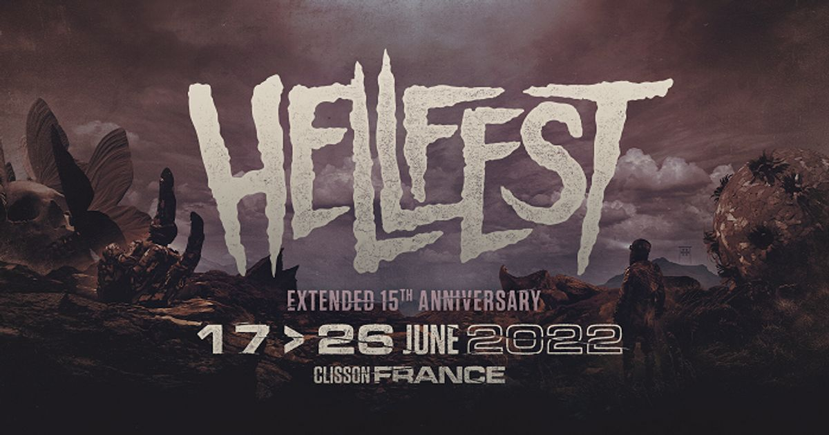 Hellfest 2022 - annonce